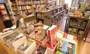 'We've created something here,' says the Moravian book shop's manager. 'What you hear people say is we're an experience.'