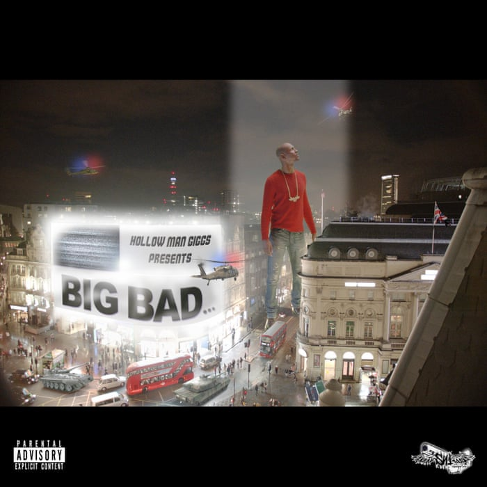 Giggs: Big Bad    review – lone wolf of British rap still on