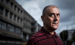 Mark Abraham was denied a month's benefits because an automated system linking salary data from HMRC with the DWP misreported his previous income.