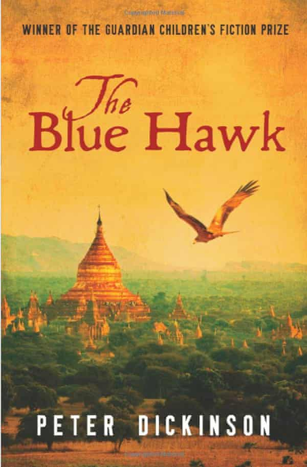 The Blue Hawk, 1976, which won the Guardian children's fiction prize
