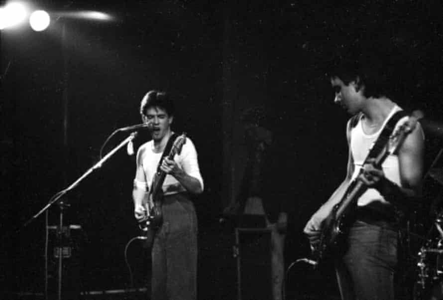 The Cure, UEA Norwich 1979