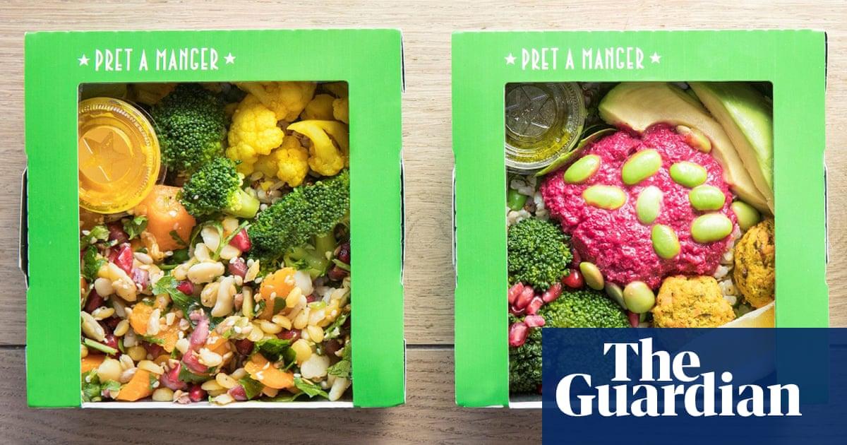 Vegan On The Go High Street Options That Make An Animal Free Diet