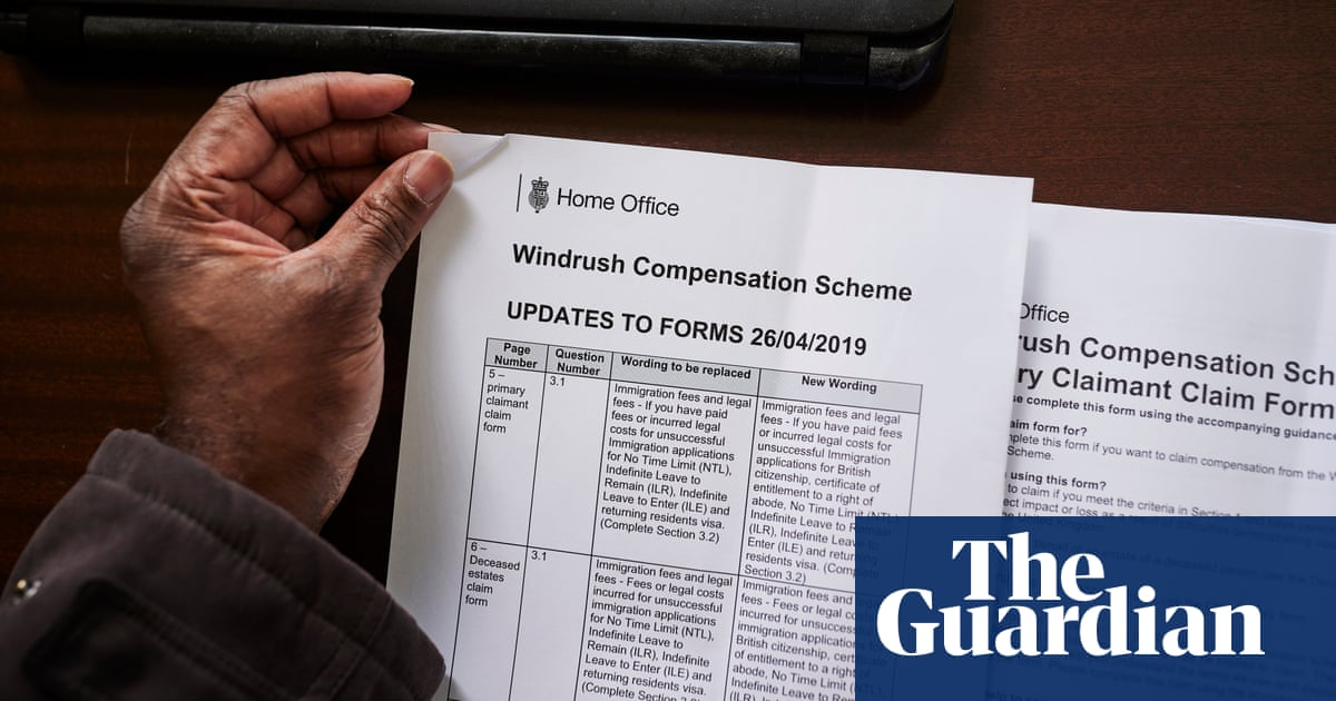 Home Office failing Windrush generation again, spending watchdog finds