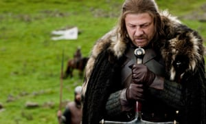 Before Westeros there was Osten Art … Sean Bean in The Game of Thrones.