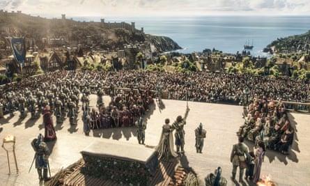Still from Warcraft