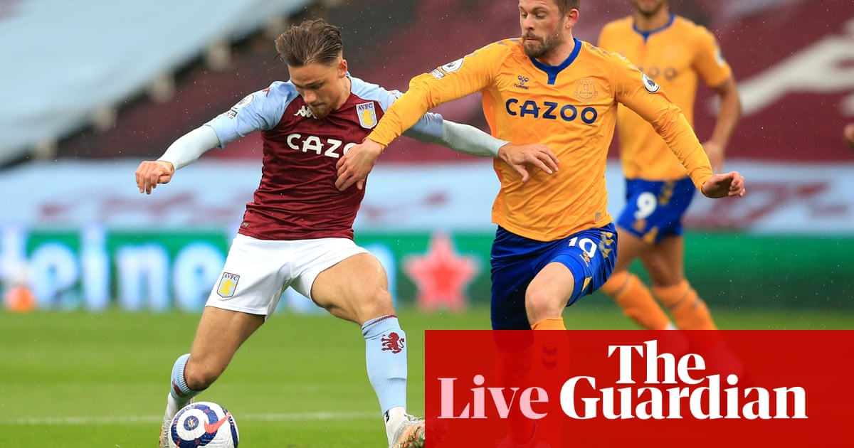 Aston Villa v Everton: Premier League – live!