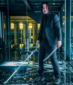 Keanu Reeves n John Wick: Chapter 3