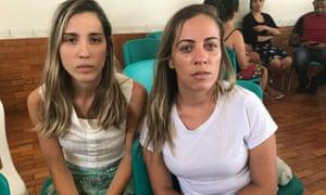Manaira Avila and Marina Avila