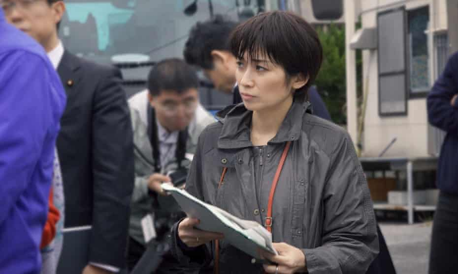 Isoko Mochizuki, a Japanese newspaper journalist whose confrontations with the government are the subject of a hard-hitting documentary.