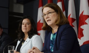 Canadian government officials