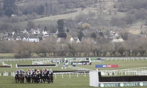 Cheltenham is the official home of British jumps racing.