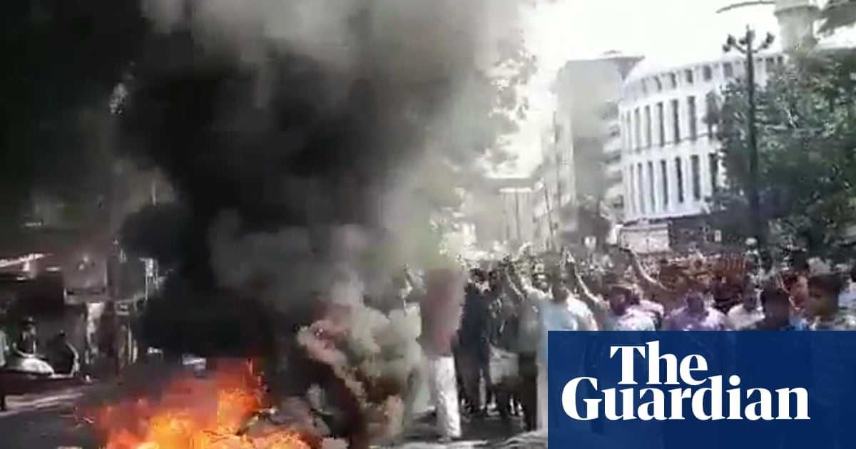 Protests break out in India after two women enter temple