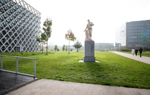Campus of Wageningen University
