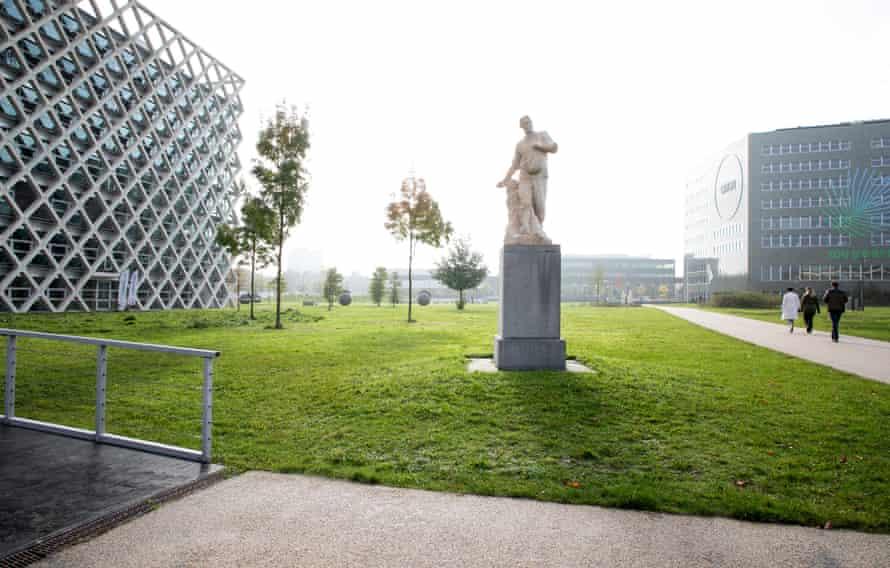 Campus of Wageningen University