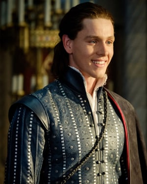 Dickinson as Prince Phillip in Disney's Maleficent: Mistress of Evil.