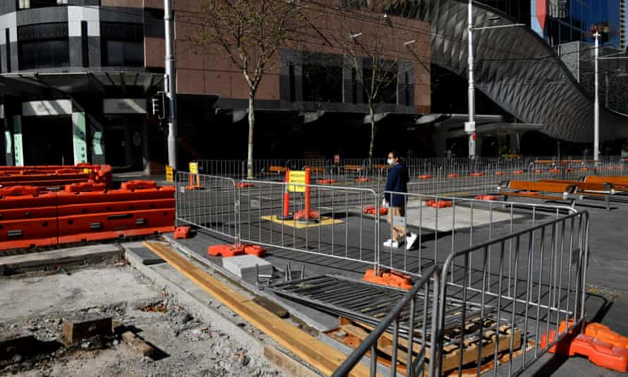 Construction has been stopped in Sydney but it will soon be allowed to resume
