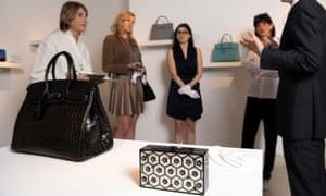 25b5fb17f5a Hermès Birkin bag sells for £162,500 in London auction | Fashion ...