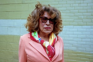 Donna Personna's Pride mantra, 'It ain't a party. It's time to act up', honors the transgender women who, more than 50 years ago, showed her how to live and fight back.