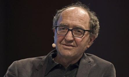 Turkish-born German writer Dogan Akhanlı