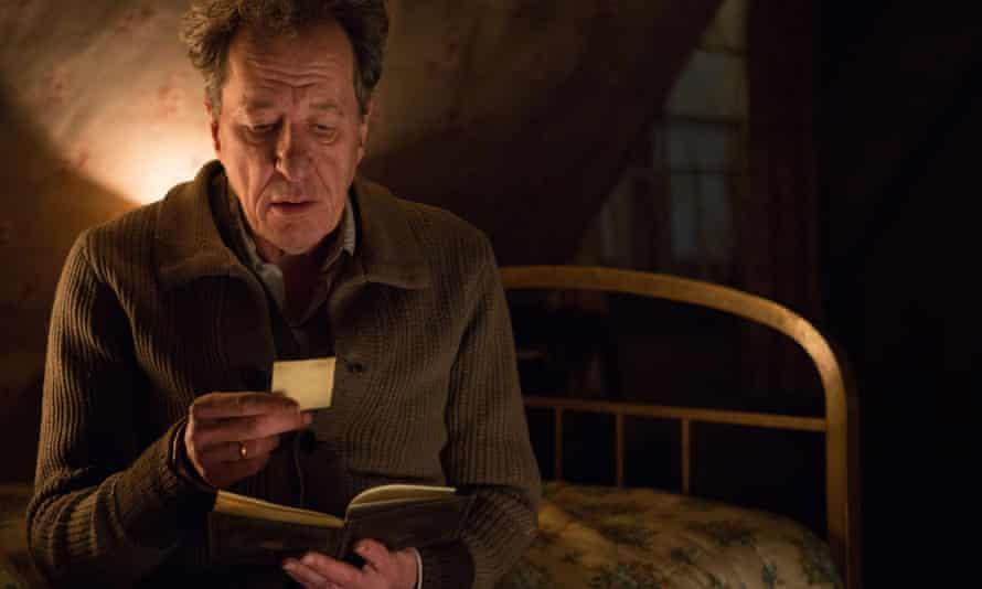 Geoffrey Rush Book Thief