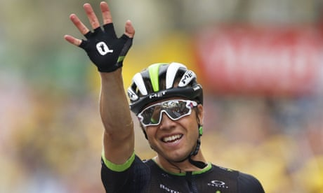 Boasson Hagen breaks clear to win stage 19 as Froome tightens grip on Tour title