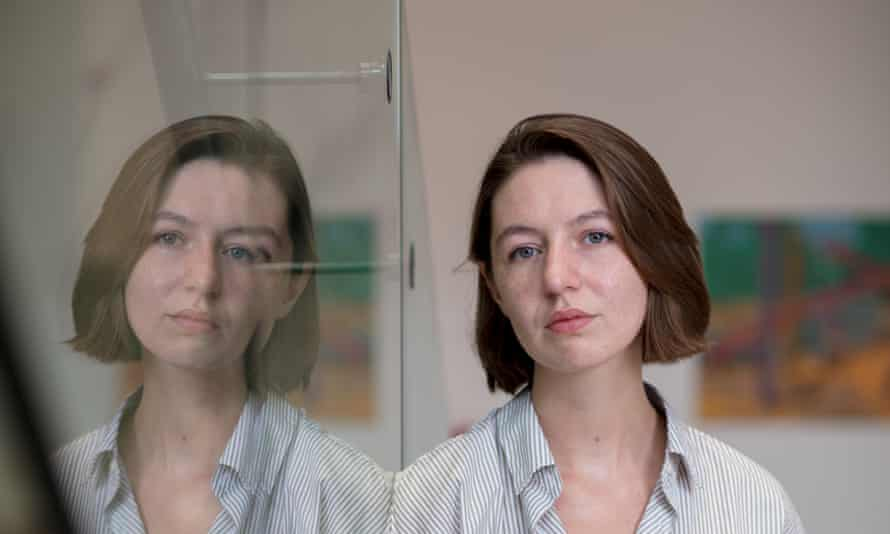 Author Sally Rooney, previously editor of The Stinging Fly.