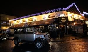 The Errigle Inn, Belfast
