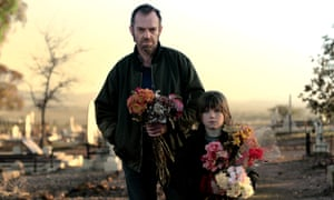 Hugo Weaving stars as Kev Russell in Last Ride.