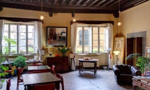 breakfast room B&B La Romea