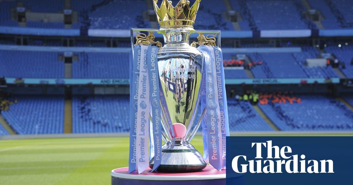Premier League plans restart on 17 June with Manchester City v Arsenal