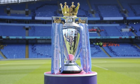 Premier League plans restart on 17 June with Manchester City v Arsenal