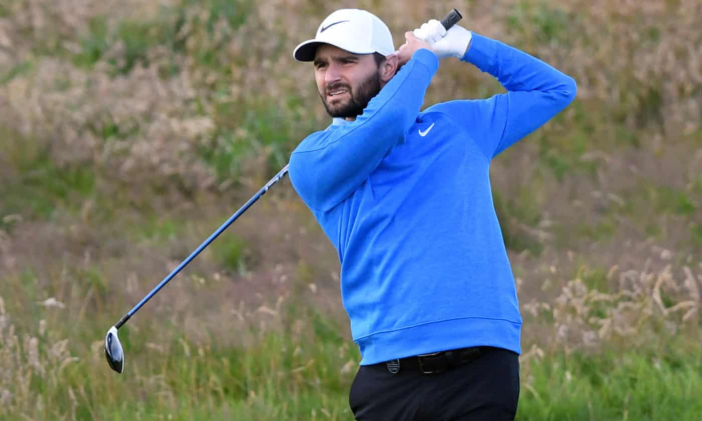 Fore fail: Kyle Stanley strikes back in spat with Bob MacIntyre at the Open