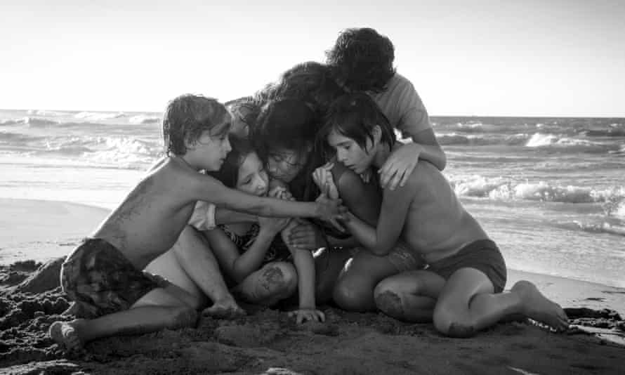 Roma by Alfonso Cuarón.