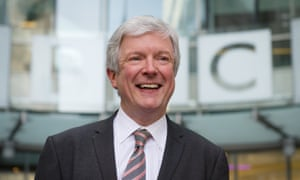The BBC director general, Tony Hall
