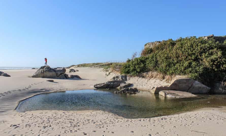 Forte do Paço. Wild Guide Portugal