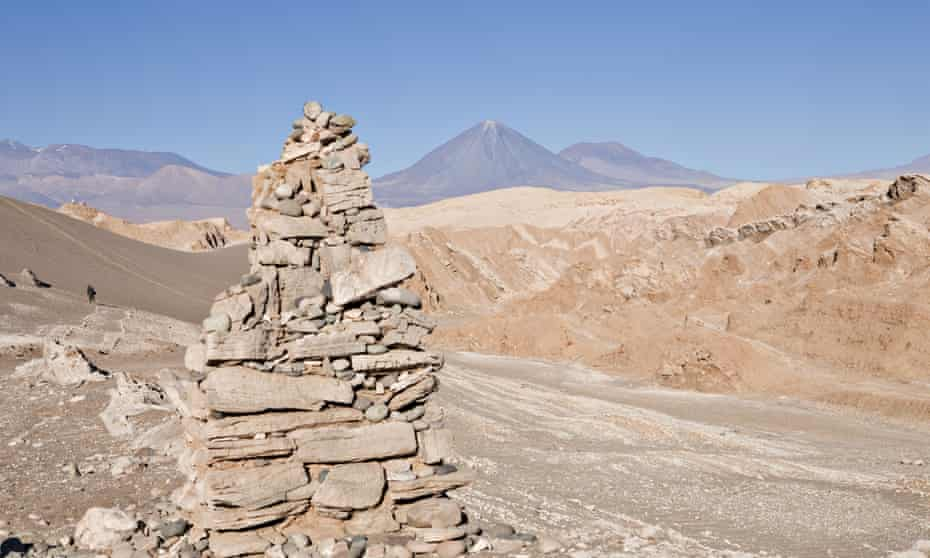 The saywas, or markers, are close to the ancient pathways of the Qhapaq Ñan – an Inca road network stretching from southern Colombia to central Chile.