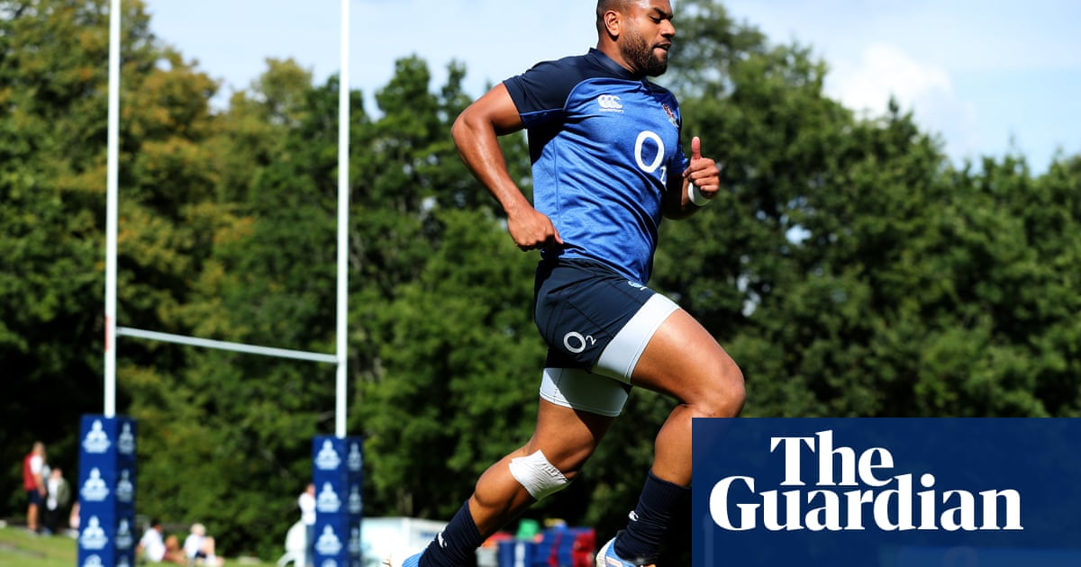 Joe Cokanasiga ready to showcase his power game again for England | Gerard Meagher