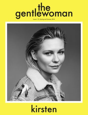 The Gentlewoman cover for Spring Summer 2016
