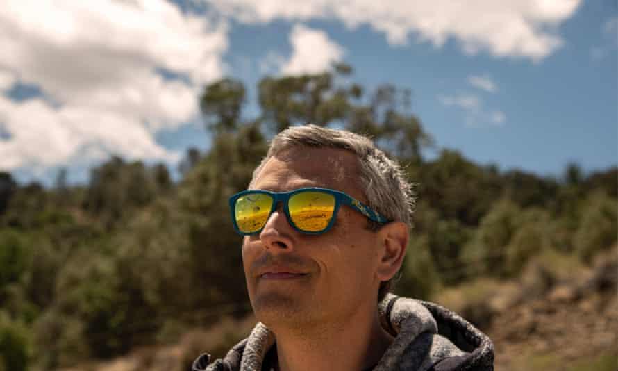 Nick Jensen has spent a decade fighting to conserve Tejon's grasslands.