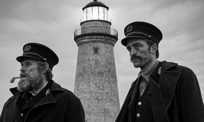 The Lighthouse review – Robert Pattinson shines in sublime maritime  nightmare | Cannes 2019 | The Guardian