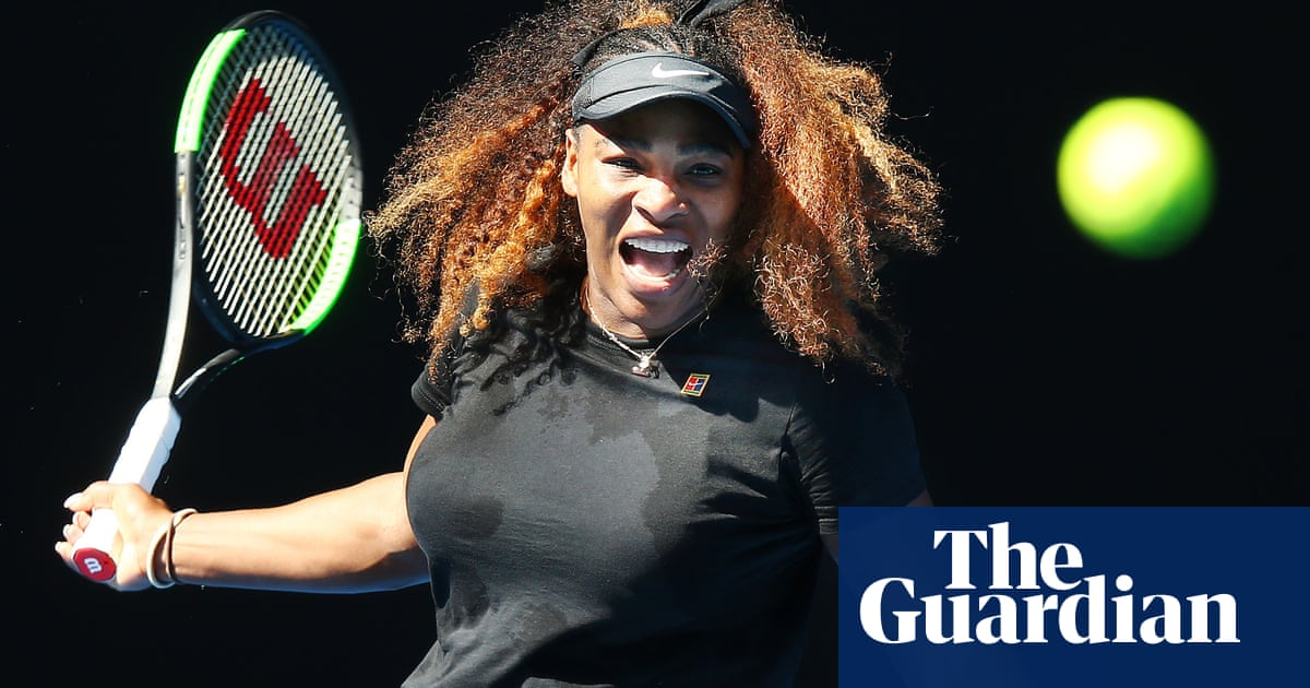 Australian Open 2019 Serena Williams Faces Tough Path To Win 24th