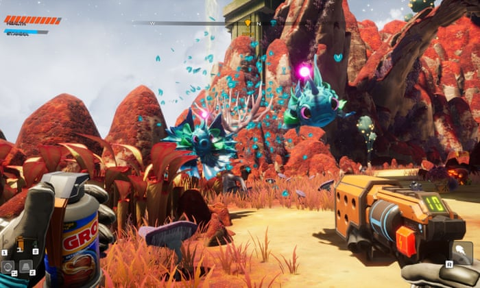 Journey To The Savage Planet Review A Colourful Adventure