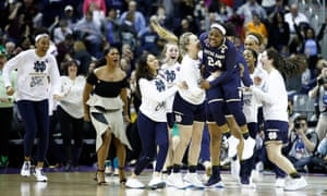 Defending champions Notre Dame are among the No1 seeds