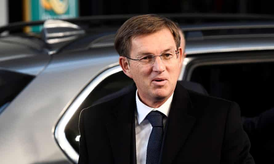 Slovenia's prime minister, Miro Cerar.