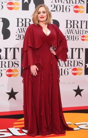 Miss! Adele.