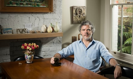 Peter Gordon photographed at his home by Pål Hansen for Observer Food Monthly