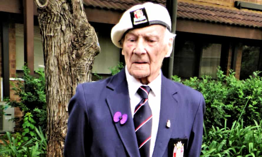 Robert Haley risked his life by taking part in the Arctic convoys in the second world war.