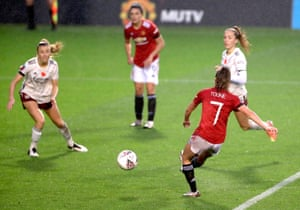 Manchester United 1-0 Arsenal: Women's Super League - as ...