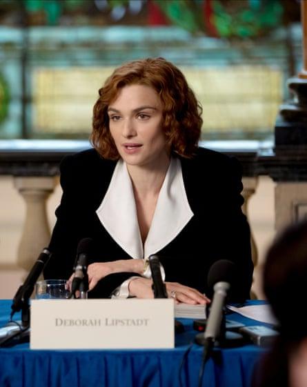 Rachel Weisz Deborah Lipstadt Denial Irving case.