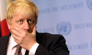 'Brexiters are going to realise that the process is going to be more complicated, time-consuming and boring than they had imagined.' Boris Johnson, foreign secretary, is said to be in a turf war with other ministers involved.
